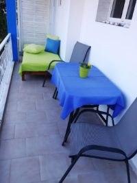 Studio with Garden, Mountain and Pool View - Villa Riviera - www.villariviera.gr - Stavros
