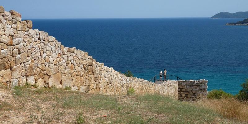 Ancient Stageira - www.villariviera.gr - Halkidiki