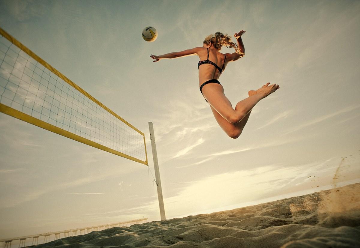 Beach Volley Stavros Villa Riviera www.villariviera.gr