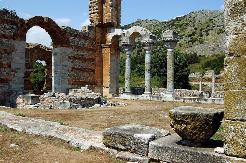 Fillipoi - Kavala - Villa Riviera - Thessaloniki - Stavros - www.villariviera.gr