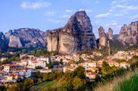 Meteora - Thessaloni - Stavros - Villa Riviera - www.villariviera.gr