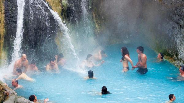 Loutra Pozar Baths and Spa - Loutraki Aridaia - Stavros - Villa Riviera - www.villariviera.gr