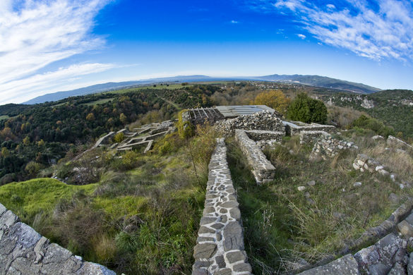 Rentina's Castle - Stavros - Villa Riviera - www.villariviera.gr