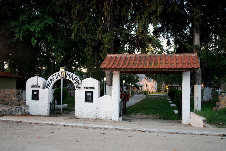 Saint Marina - Satvros - Villa Riviera - www.villariviera.gr