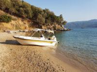 Rent a boat to Stavros Villa Riviera www.villariviera.gr