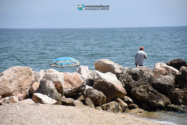 Fishing Stavros Villa Riviera www.villariviera.gr